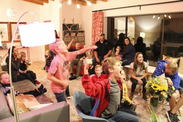 Sunday Game Day with Sony and Wayfair @remodelaholic (56 of 62)