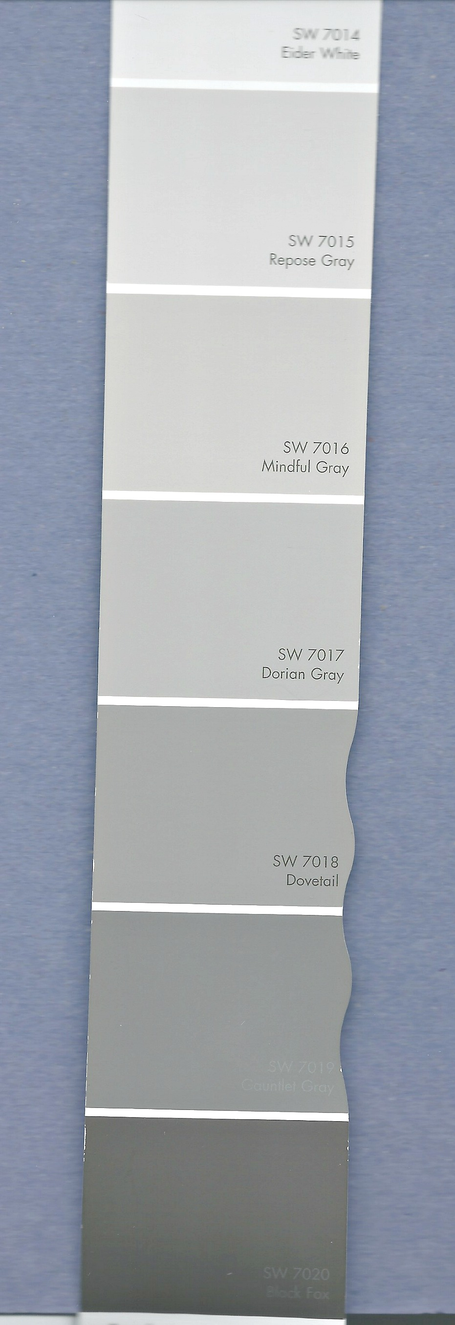 Remodelaholic whole house paint color palette using one for Paint color palette