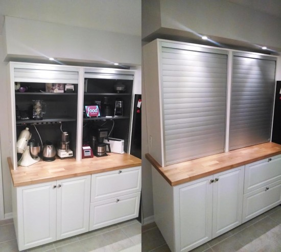 Remodelaholic 10 ingenious ikea hacks for the kitchen for Hacker kitchen designs