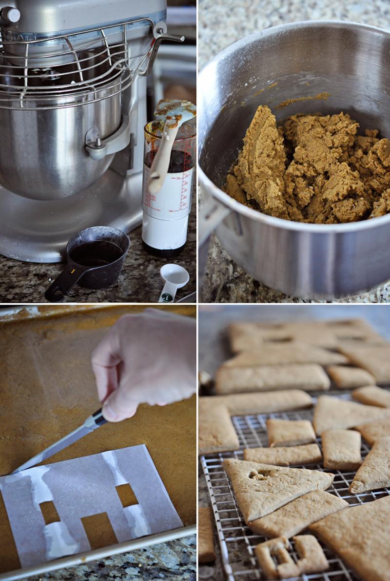 baking copy