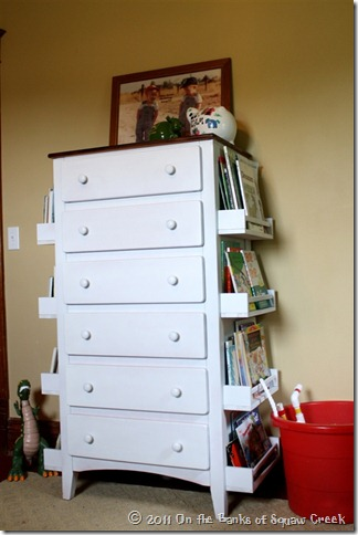 bekvam spice racks side of dresser
