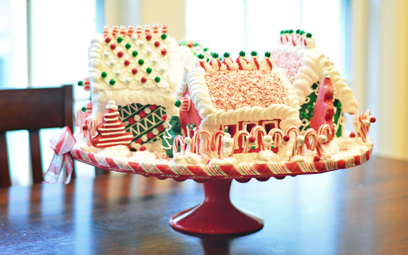 Remodelaholic Gingerbread Houses Tips Tricks