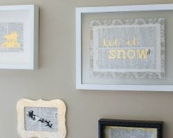 feat Christmas gallery wall @remodelaholic (1 of 10)