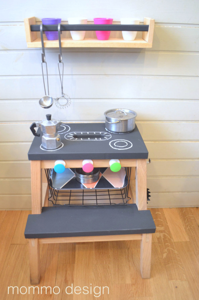 ikea bekvam stool hack turn it into a play kitchen : kid kitchen stool - islam-shia.org