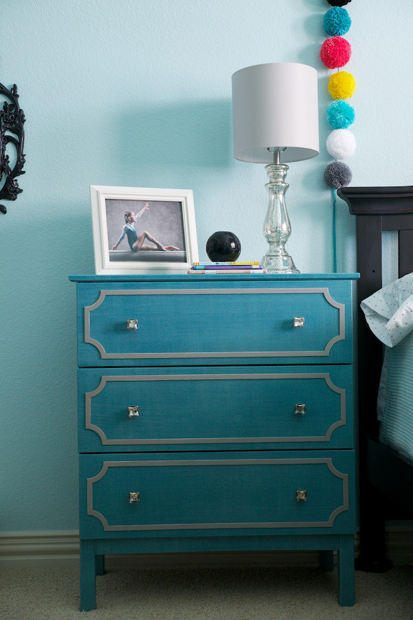 Remodelaholic Ikea Tarva Chest Hacks