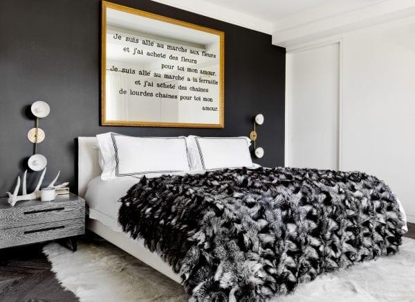 master bedroom 2 designed by Tamara Magel