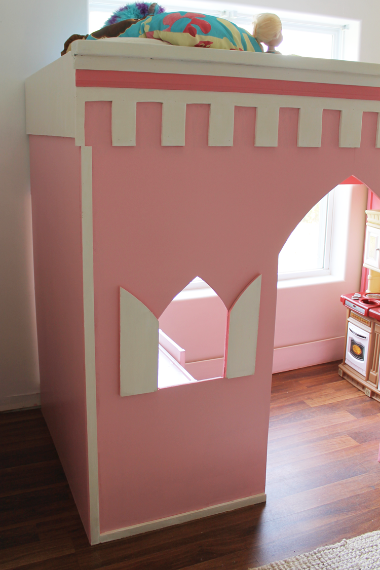 princess-castle-loft-bed-23