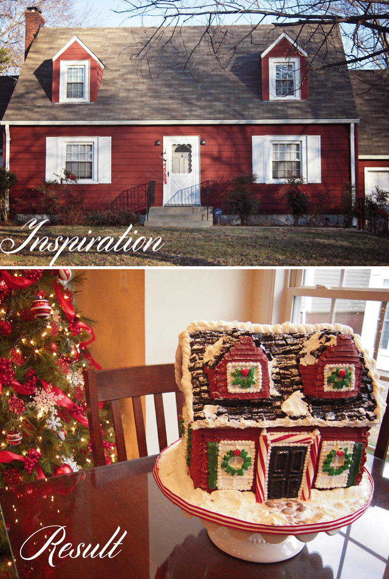 how to plan and build an amazing gingerbread house
