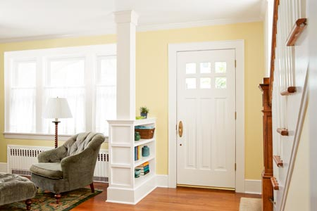 Room Divider Diy Column
