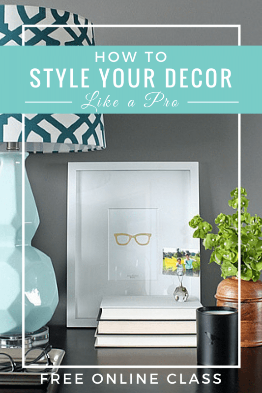 How to Style Your Home Like a Pro