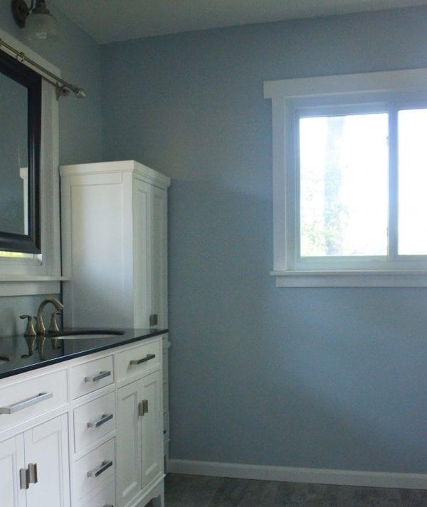 Remodelaholic Master Bathroom Renovation With Sliding