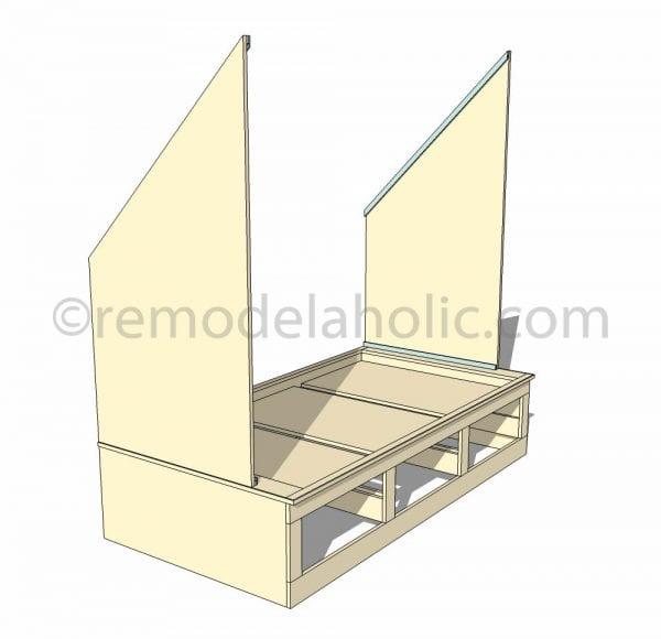 Built-in Bed Nook-12