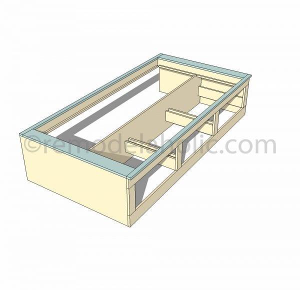Built-in Bed Nook-8