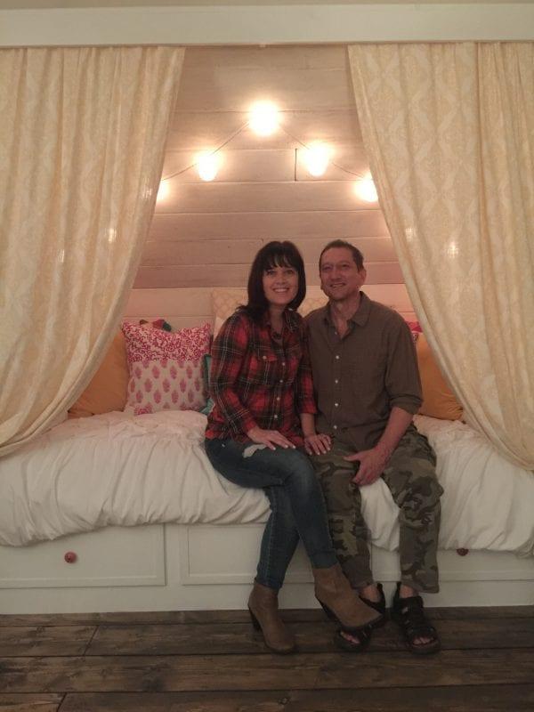 DIY built-in bed nook tutorial, Debi @Remodelaholic (7)