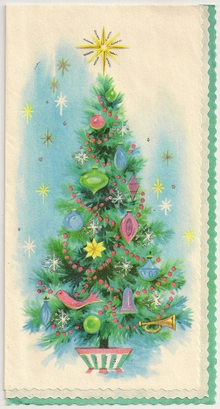 printable vintage Christmas image via Altered Heart Works on Remodelaholic