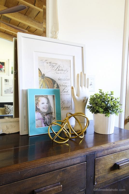 Decorating a dresser with school od decorating @remodelaholic (12 of 21)