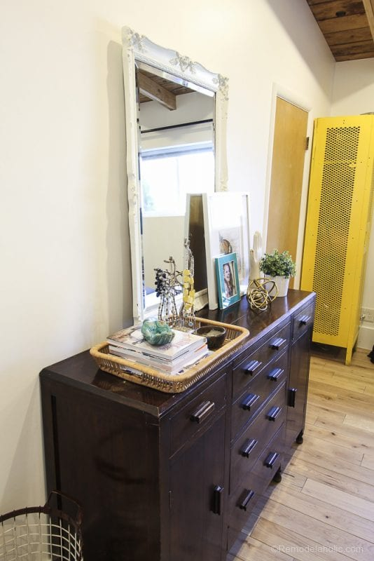 Decorating a dresser with school od decorating @remodelaholic (13 of 21)
