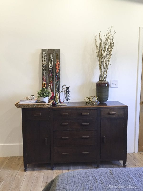 Decorating a dresser with school od decorating @remodelaholic (2 of 21)