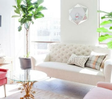 Inspiration File: Chic Office Makeover