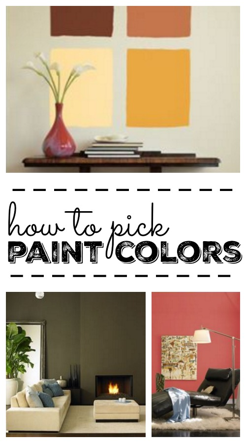 Remodelaholic how to pick paint colors six expert tips for How to pick paint colors