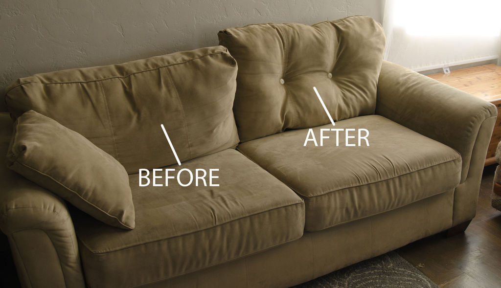 Remodelaholic | 28 Ways to Bring New Life to an Old Sofa