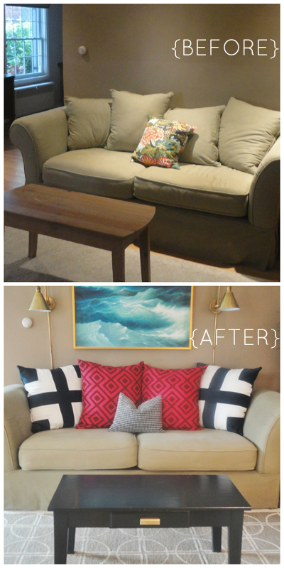 Fix Sofa Cushions Images 5 Easy Design Updates From The