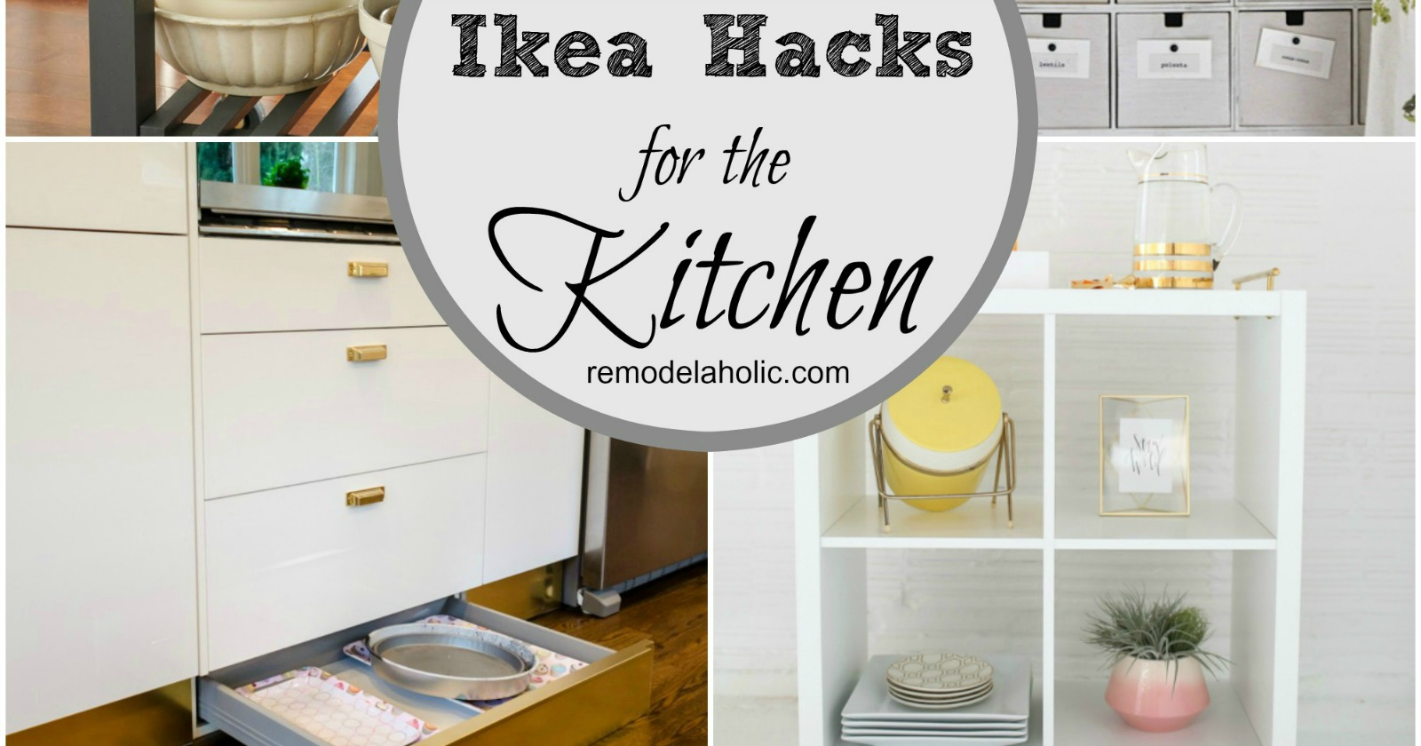 10 Ingenious IKEA Hacks For the Kitchen