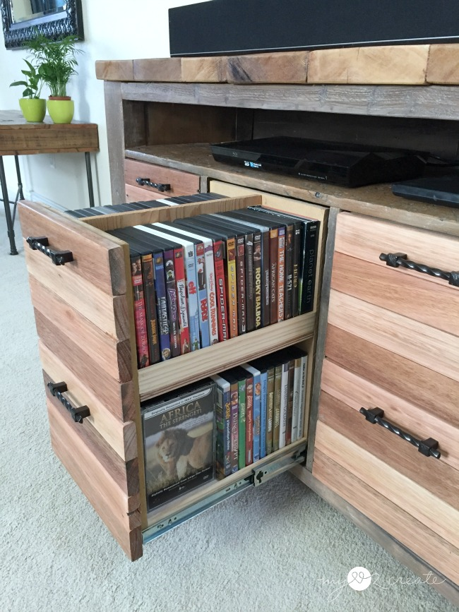 Remodelaholic  Great Organizing And Decor Projects. Slide Out Desk. Air Hockey Table Top. Gaming Desk Setup. Side Tables Ikea. Cheap Diy Desk. Cap Table Management. Old Wood Table. Bar Stool Table Set