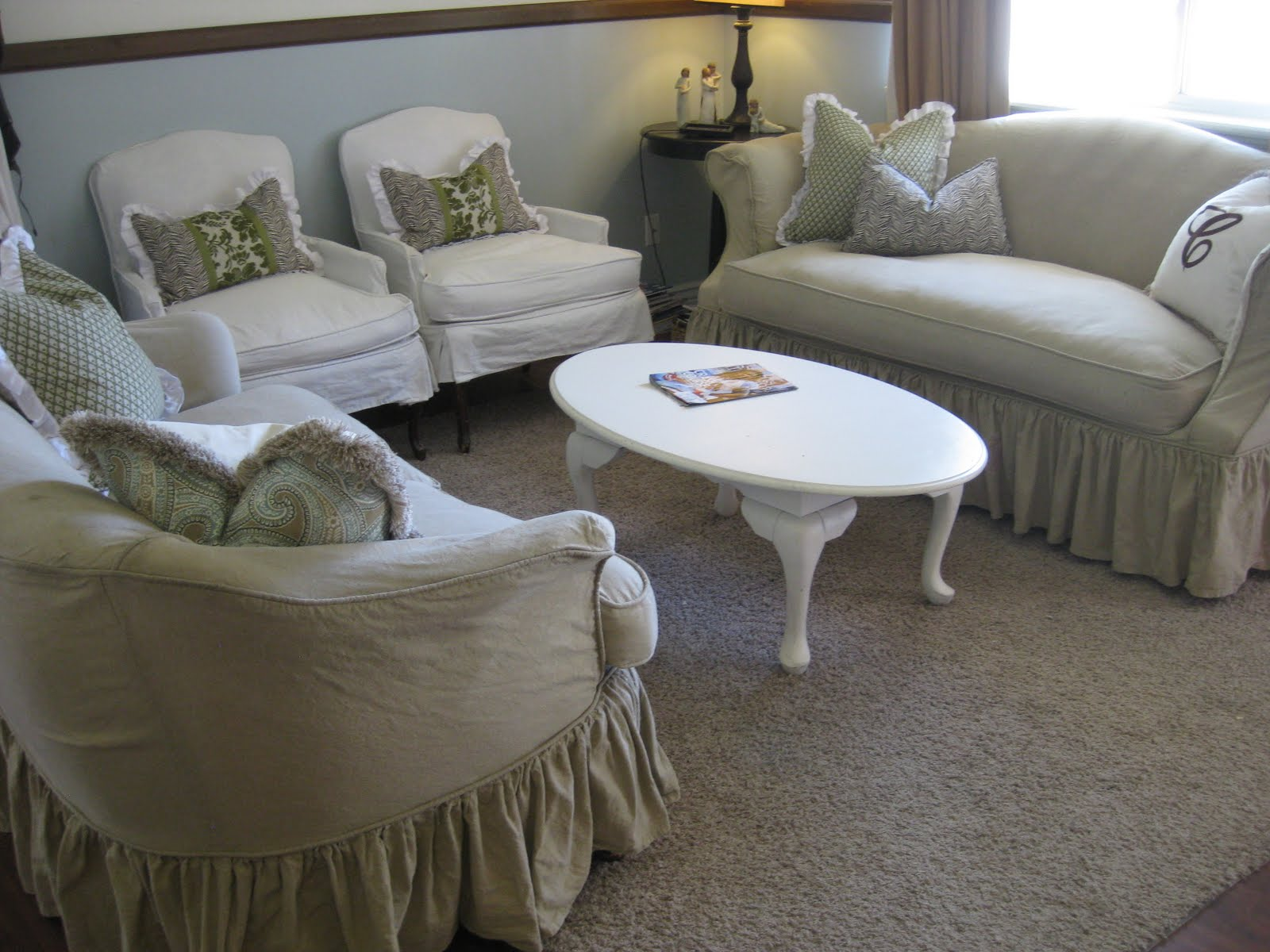 slipcovers to the rescue a new sofa is expensive it can be hard to justify a new sofa purchase