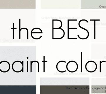 Best of 2015: Paint Colors