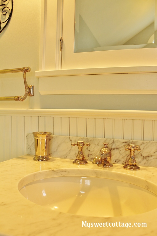 12 How To Keep The Authentic Feel When Restoring An Old Home Vintage  InspiredRemodelaholic Gorgeous 1920 S Cottage Master Bathroom Addition