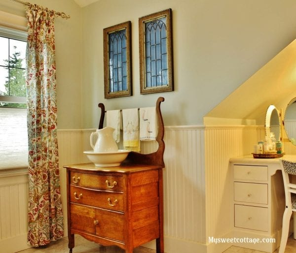 23 Dormer addition to 1920s cottage adds light, space and beauty, My Sweet Cottage featured on @Remodelaholic