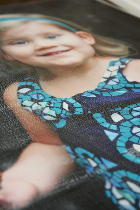 DIY photo canvases with REAL looking canvas texture Designer Trapped