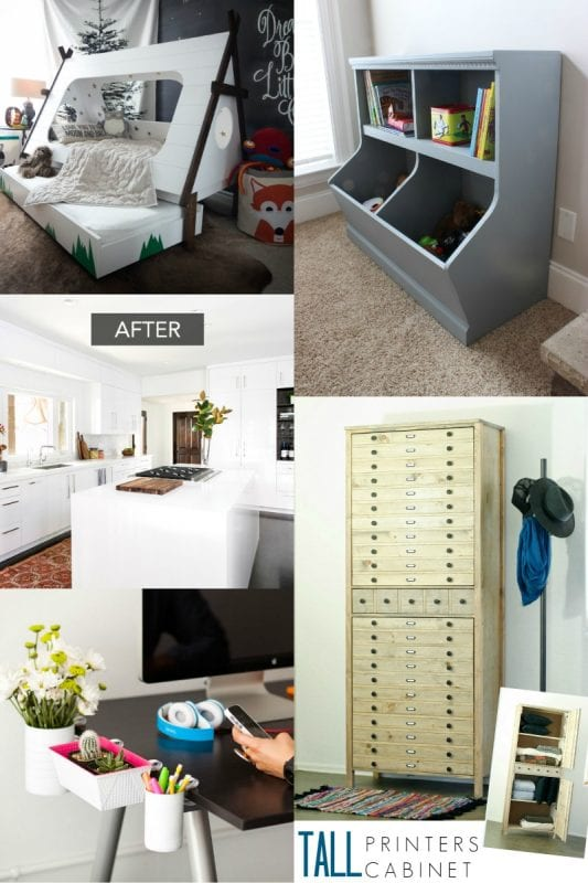 Favorite beautiful DIY projects @Remodelaholic