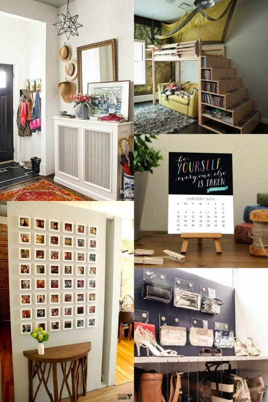 Love these ideas! I need a loft bed with bookcase stairs for SURE