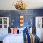 DIY Dollar Store Bandana Pillows from Heathered Nest