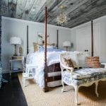 heathered-nest-urban-country-guest-room-bedroom-with-barnboard-ceiling