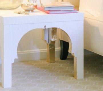 From Bargain to Beautiful: 29 Stylish IKEA Lack Table Hacks