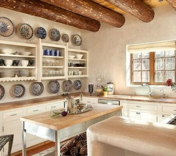 Inspiration File: Modernized Southwest Country Homes