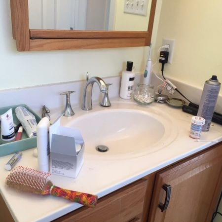 Bathroom Organization - 7