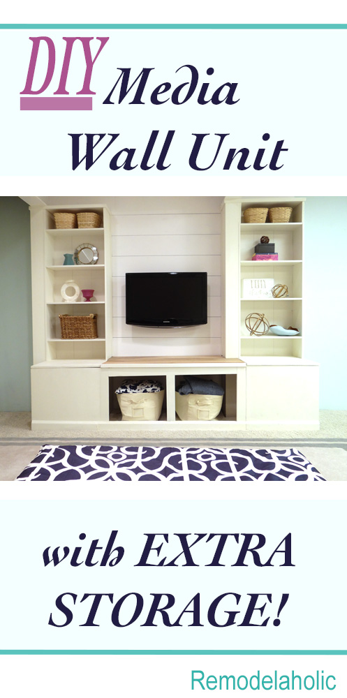 Playroom Storage On A Budget