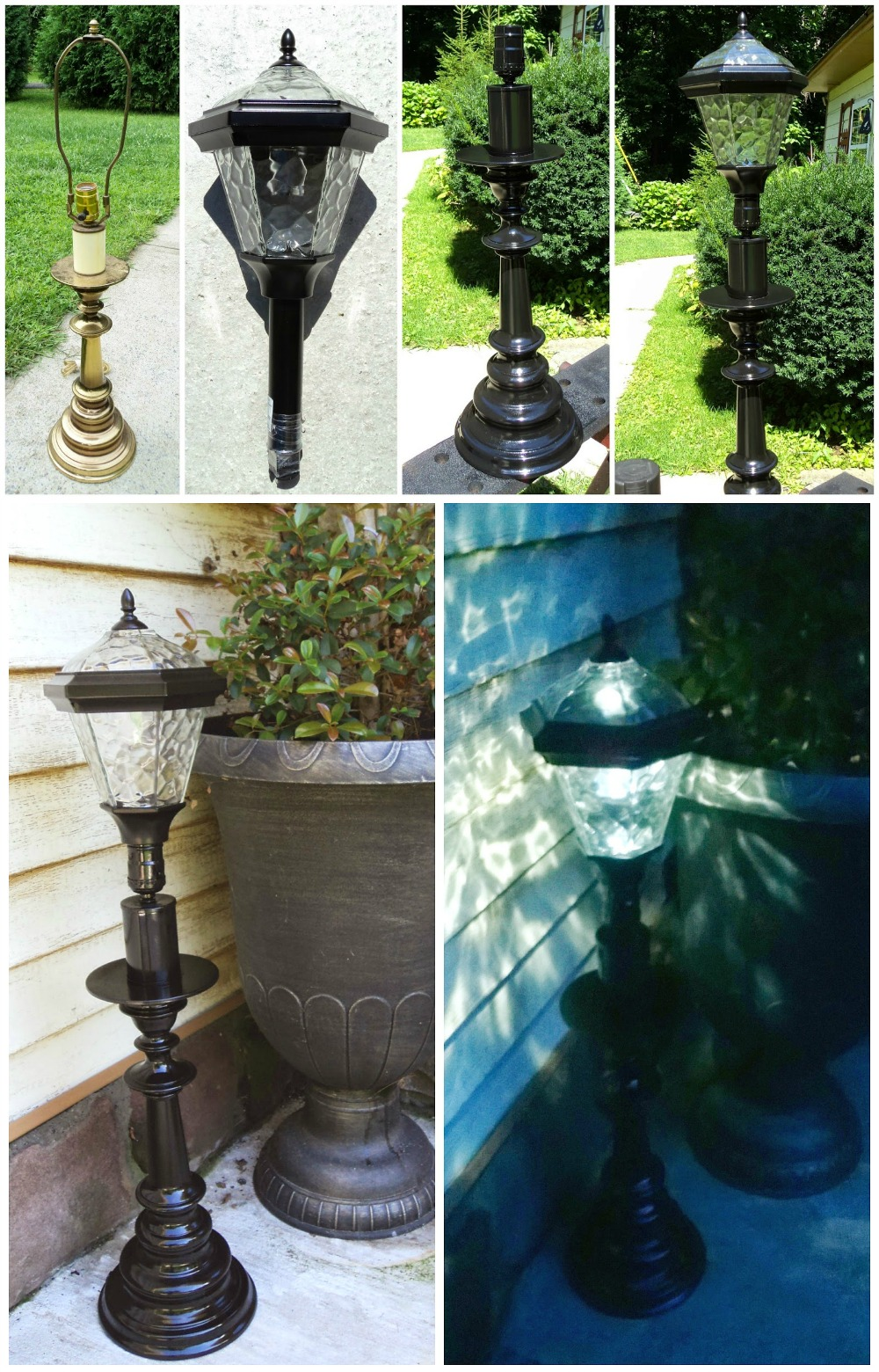 Remodelaholic Friday Favorites Diy Solar Lamps And