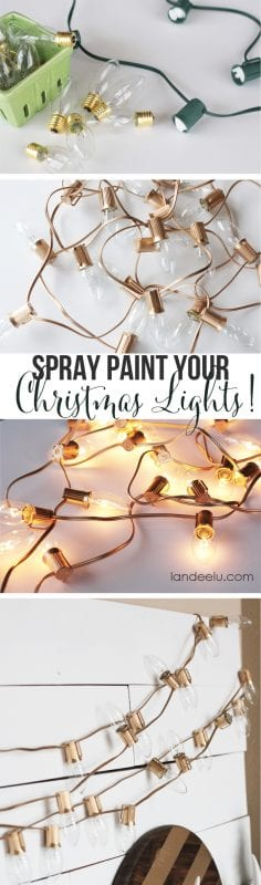 Remodelaholic 36 Clever String Light Ideas