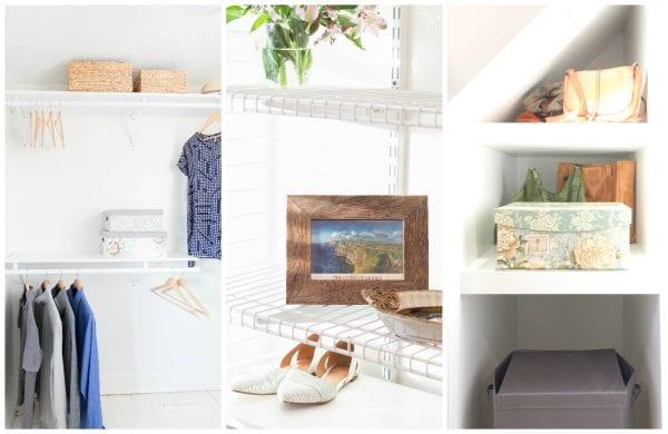 Beautiful renovated Cape Cod closet