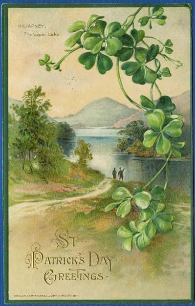Vintage St. Patrick 28