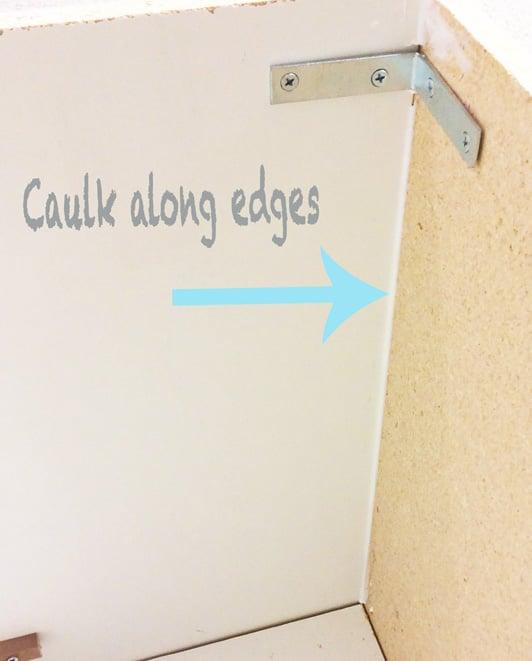 caulk-edges