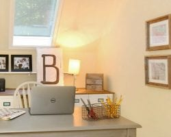 feat Small home office makeover with file cabinet desk (4)