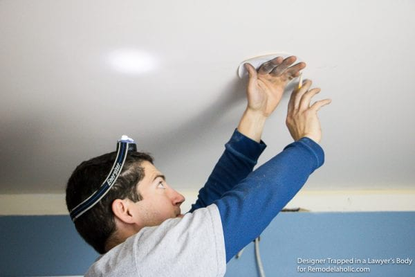 How To Install Recessed Lights 4