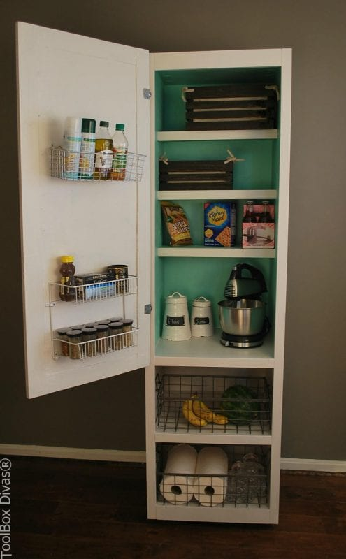 Build My Rack >> Remodelaholic | Awesome Organizing Ideas for Your Whole ...