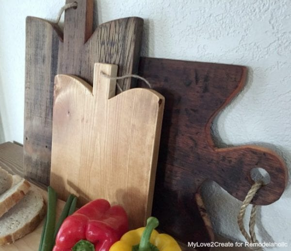 side shot cutting boards, MyLove2Create for Remodelaholic